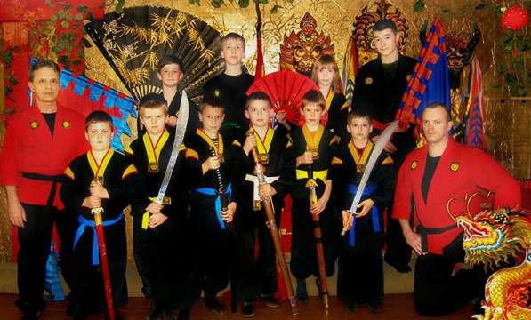 Ушу для детей 4 лет на Волгоградской, 59