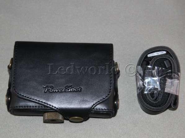 Чехол для Canon SX210, SX220, SX230 черный