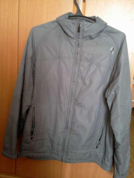 Куртка на теплую весну - осень, 52-54
