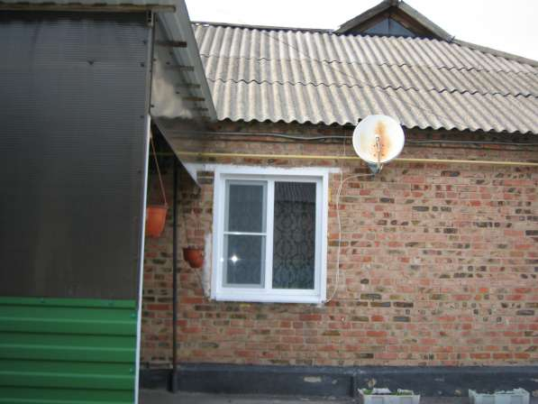 Продам дом 112м2,кирпичный в Новошахтинске