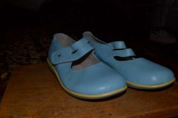 Туфли для девочки нат. кожа, 33 р