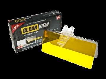 Clear View - kозырек для авто