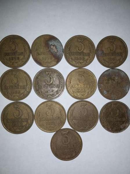 Коллекция монет в фото 3