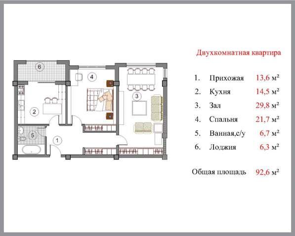 Продаются квартиры 1,2,3 комнатные Казахстан, Атырау в
