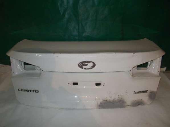 Hyundai Cerato Крышка Багажника б/у оригинал
