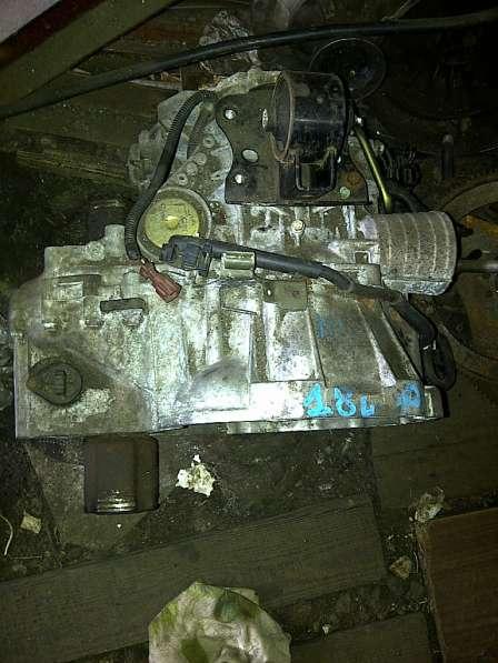Nissan Almera N16 АКПП
