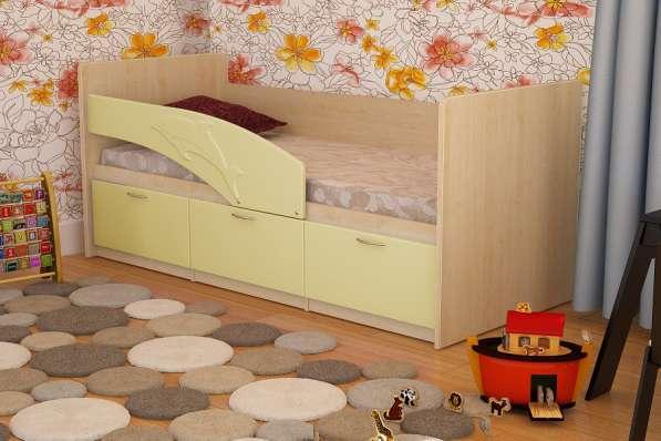 Кровать детская «Дельфин»