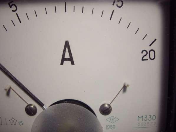 Измерительный прибор Амперметр М330, в Челябинске фото 7