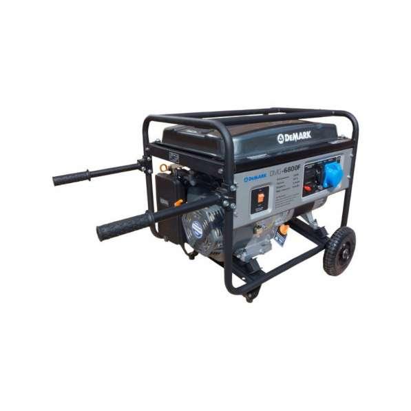Электрогенератор DeMARK DMG-6800 FЕ