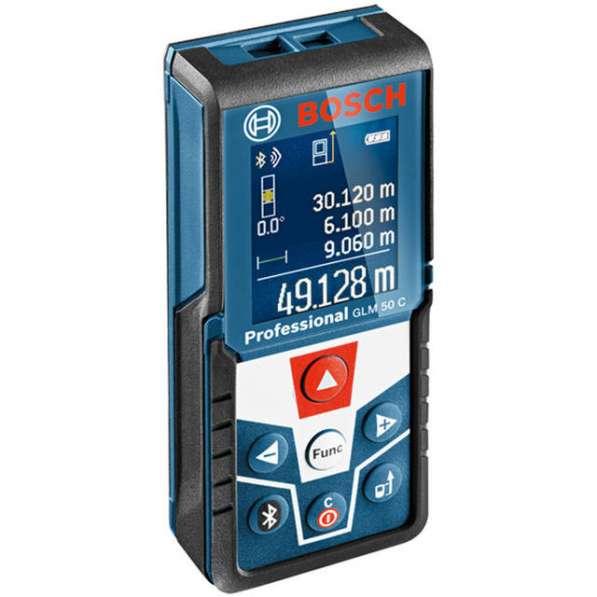 Дальномер (рулетка) Bosch GLM 50 C 0601072C00 лазерный