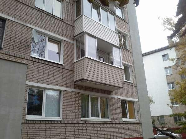 Качественный ремонт балкона под ключ в