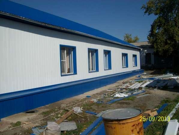 Монтаж и ремонт кровель, фасадов, мансардных окон в Новосибирске фото 3