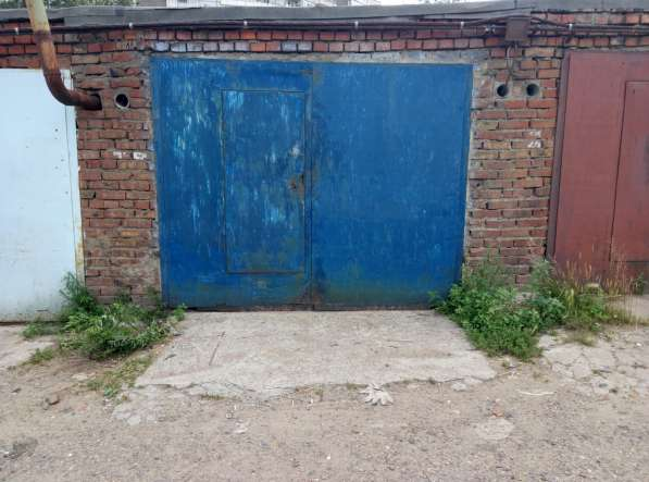 Капитальный гараж на ул Петрушина1