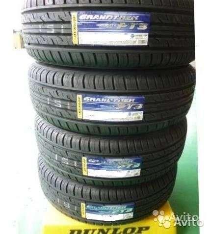 Новые Dunlop 235 55 R18 Grandtrek PT 3