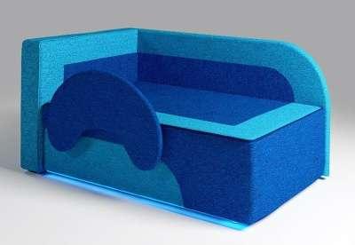 Нано диванчик раскладной с бортиком