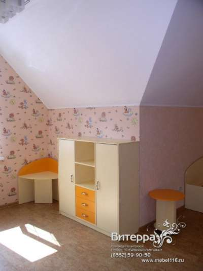 Детскую мебель