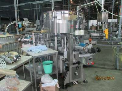 Линия восстановления сухого молока