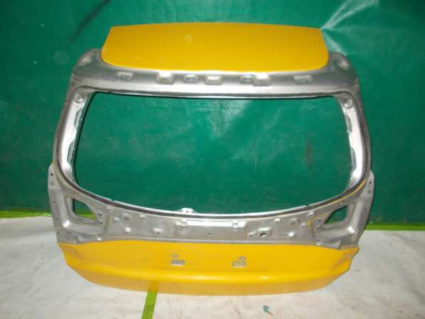 Задняя крышка багажника универсал на Kia Ceed б/у оригинал