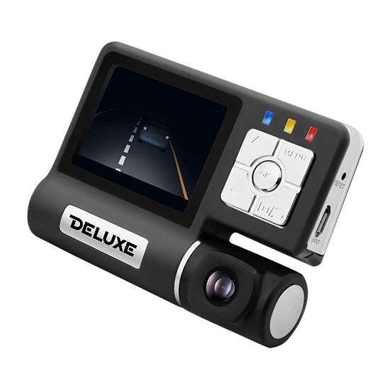Видеорегистратор Deluxe DLVR-120B