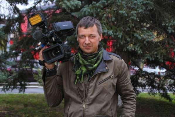 Видео и фото съемка от профессионального оператора FULL HD