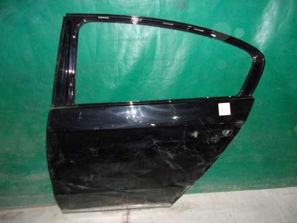 Volkswagen passat B7 Задняя левая дверь Б/У Оригинал