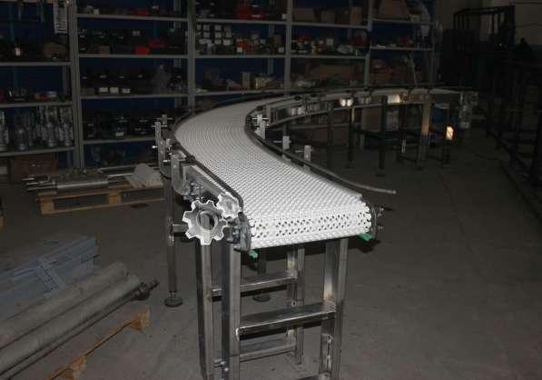 Конвейеры, нестандартное промышленное оборудование в Екатеринбурге фото 9