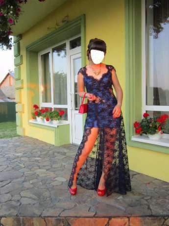 Плаття вечірнє 46-48 р