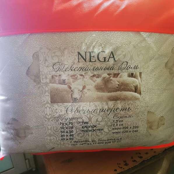 Продам подушки и одеяла в Иванове фото 8