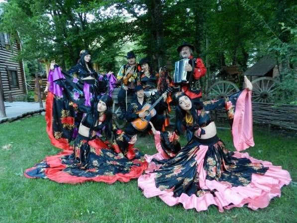 Организация праздников. Цыгане. Шоу балет. Детские праздники в Краснодаре фото 13