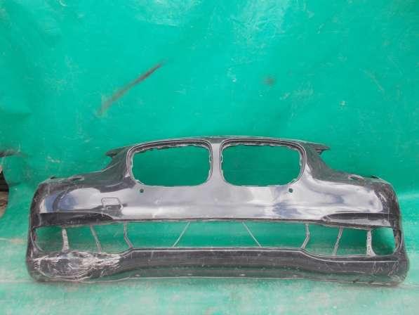Передний бампер на BMW F07 GT б.у. оригинал