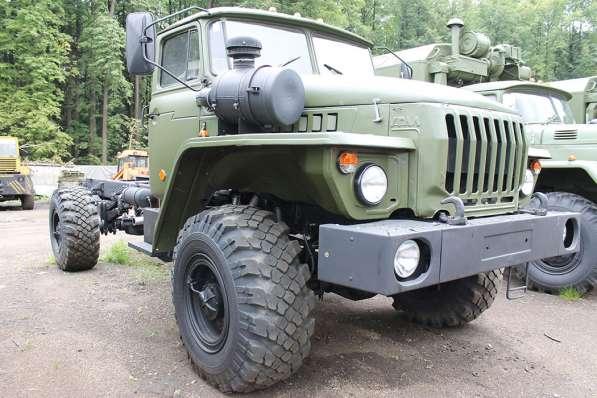 Урал-4320 вездеход 4х4.1 - военное хранение с дв. ЯМЗ-236