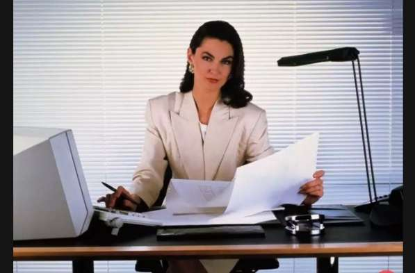 Секретарь на полдня