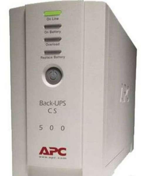 Блок беспереб. питания APC500 с новым аккумулятором