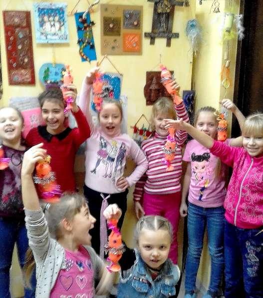 ПРАКТИЧЕСКИЙ ДИЗАЙН и РИСОВАНИЕ. Обучение детей и взрослых в Томске фото 20
