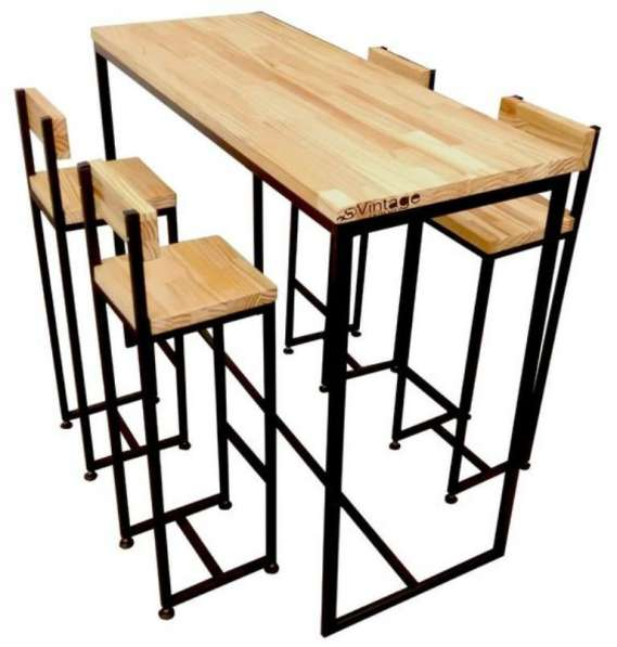 Набор Стол и 4 стула