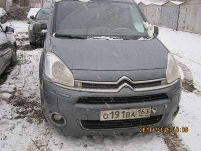 автомобиль Citroen Berlingo