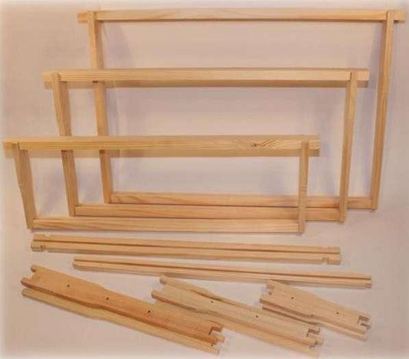 Пчеловодам рамки для ульев в сборе сколоченные с проволкой н в Пятигорске фото 11