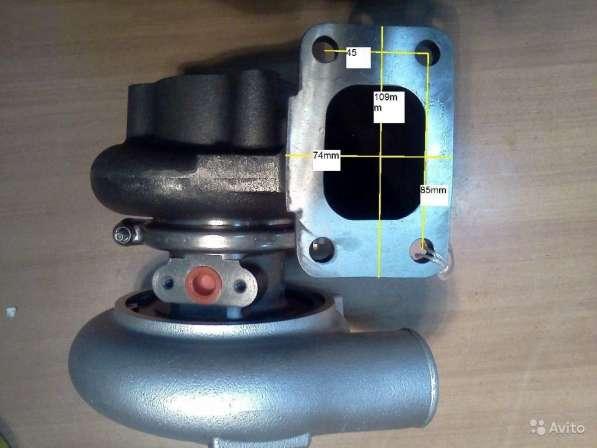 Турбина caterpillar E120B S4KT SST 49179-00530