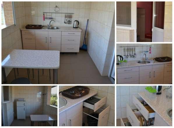 Номера (комната, кухня,сан.узел-в каждом) для отдыха в Крыму в Алуште фото 4