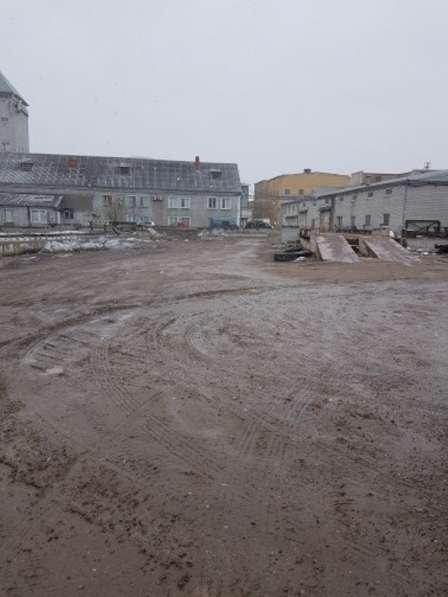 Сдам склад-открытую площадку в Красногвардейском р-не в Санкт-Петербурге