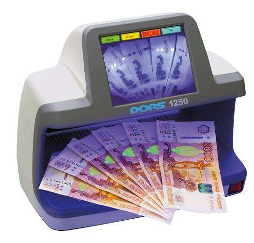 Детектор валют Dors 1250 универсальный