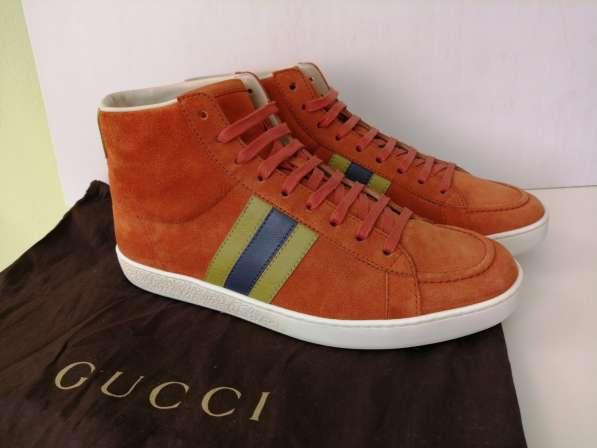 Gucci женская обувь EU 39 новые 100% authentic в фото 9