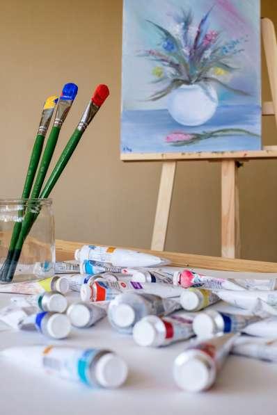 Курсы живописи для взрослых