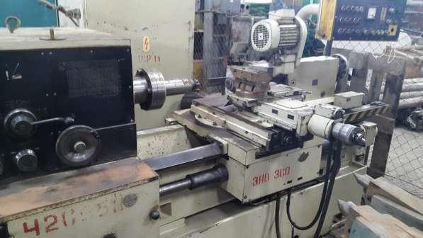 Реализуем со склада токарно-затыловочный станок мод. DH 250