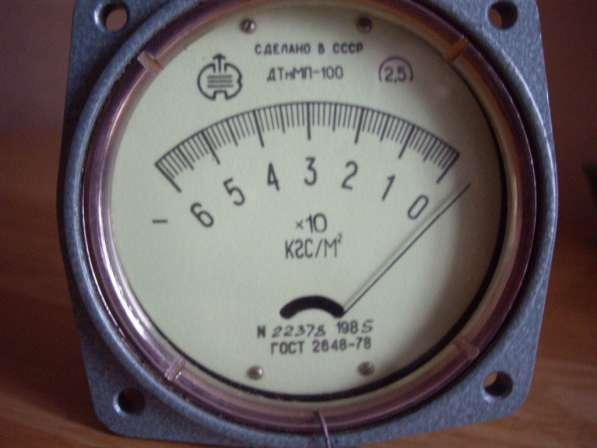 Дифманометр-тягомер ДТмМП-100-М1 в Челябинске фото 6