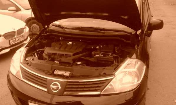 Продается авто Nissan Tiida 2008 г. выпуска