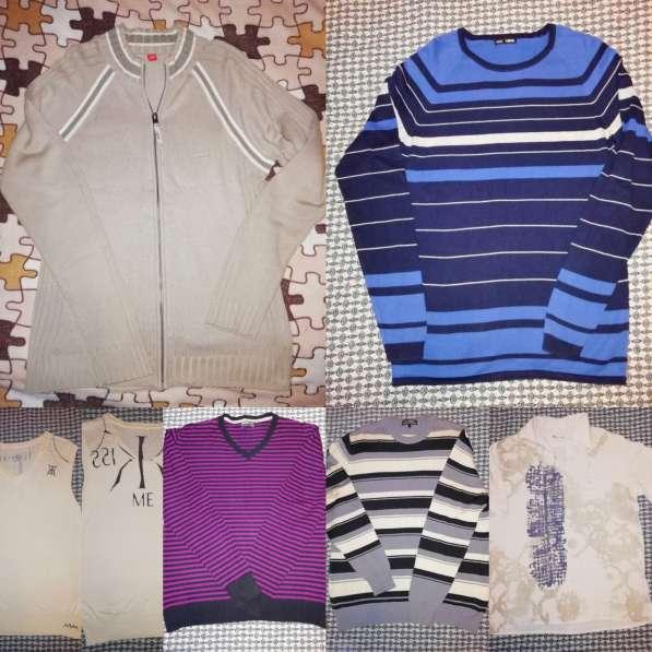 Пакет мужской одежды р. 48-50 новая и бу