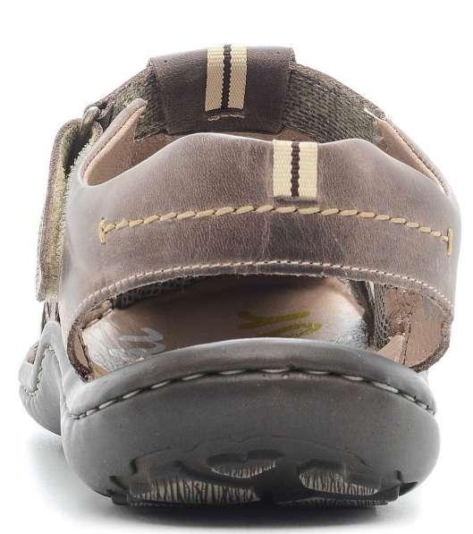 Новые сандалии Goergo натуральная кожа 46 размер в Москве фото 7