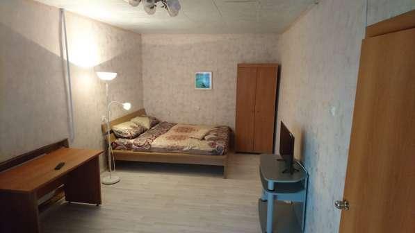 Двухкомнатная квартира у метро Приморская
