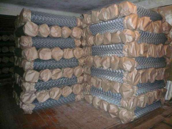 Продаем сетку-рабицу от производителя